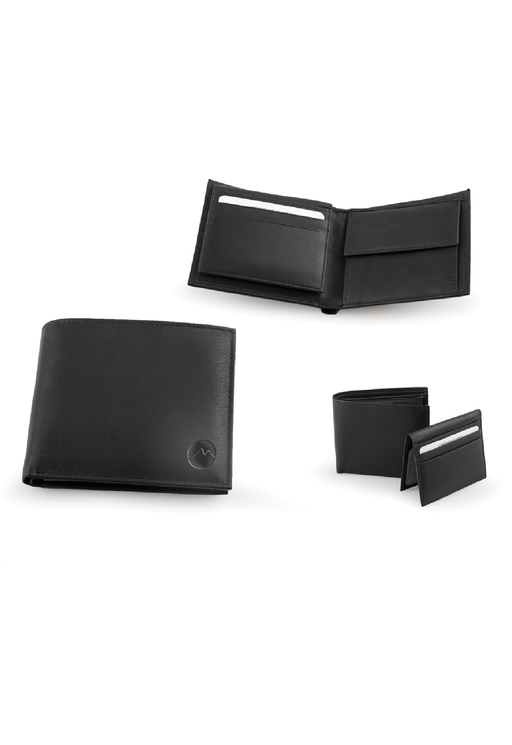 MONVALI Men´s Wallet with extra Card Case