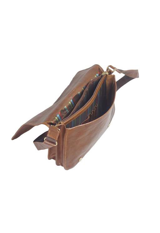 MONVALI Mens Messenger Bag Elson